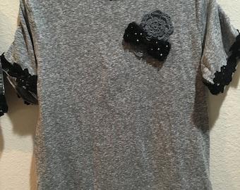 T-Shirt and short or pajamas set