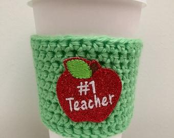 "The ""#1 Teacher"" Cozy"