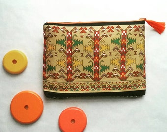 Makeup pouch Makeup kit Ethnic makeup pouch Ethnic pouch
