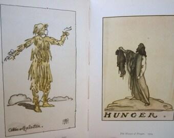Edward Gordon Craig Designs for the Theatre King Penguin Book