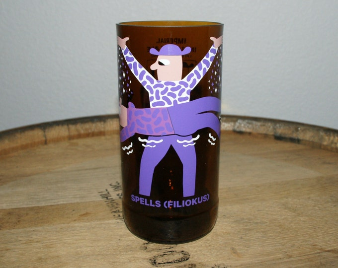UPcycled Pint Glass - Mikkeller San Diego - Spells (Filiokus) Double IPA