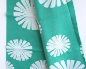 Clearance Sale SALE - Follie - Mickel in Good Luck Green , Lotta Jansdotter for Windham Fabrics, Designer Fabric