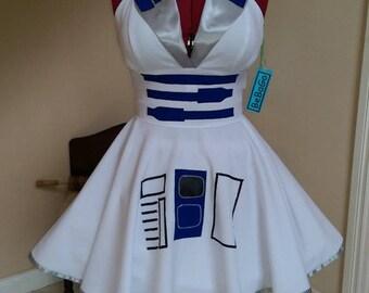 Cosplay dress ,comic con dress Fandom Dress.