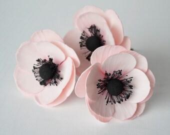 Soft Pink Anemone