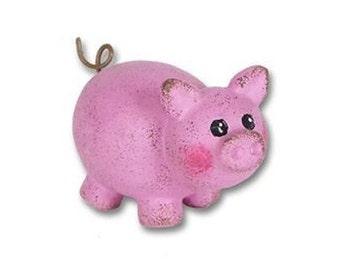 Fairy Garden  - Mini Pig - Miniature
