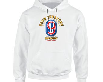 95th Infantry Division - Iron Men Of Metz Hoodie