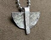 Half Shield Pendant (item 46)
