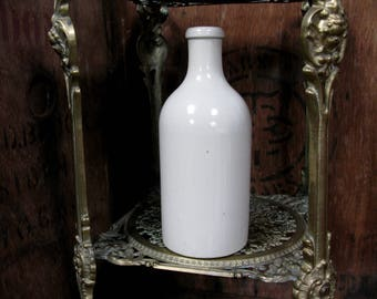 MKM Bottle, 1960s Bottle, Stoneware Bottle, Earthenware Bottle, Vintage Bottle, Kitchenalia, Rustic Decor, Vintage Stoneware, Stoneware Vase