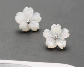 Newly Arrival 30% off Unique Design Nature Nutshell-made Earring Free Shipping