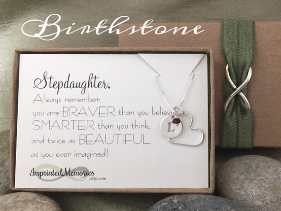 Wedding Gift For Dad And Stepmom : Stepdaughter Gift Sweet 16 Gift for Stepdaughter 18th Birthday