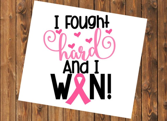Free Shipping-Breast Cancer Awareness, Cancer Survivor, Fight Like a Girl, Pink Ribbon,Car Window Decal, Laptop Sticker Decal