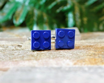 Lego cufflinks. Cufflinks. Groomsmen cufflinks. Groom cufflinks. Silver cufflinks. Gift for man. GET 25% OFF! Coupon Code: FREECUFFS