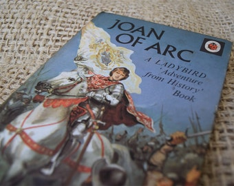 Joan of Arc. A Vintage Ladybird Book. An Adventure in History. Series 561. First Edition. 1971