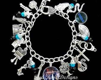 Riverdale Themed Charm Bracelet