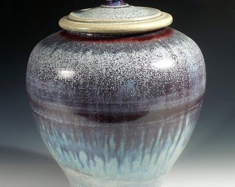 Pottery Cremation Urn: Stardust