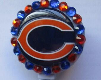 Chicago Bears  ID Badge Holder
