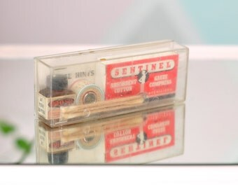 Vintage First Aid Kit - Very Cool!