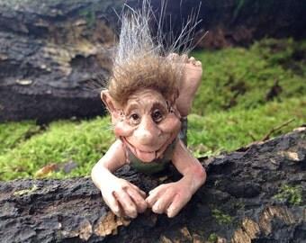 Fairy garden gnomes rock trolls for miniature fairy garden