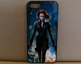 SALE Black Widow Avengers iPhone 5s Case 20% OFF