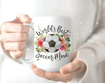 Soccer Mom Mug - Mommy Coffee Mug - Funny Mug for Mom - Mug Wife - Funny Mom Coffee Mug - Gift for Soccer Mom - Soccer Mom Gift
