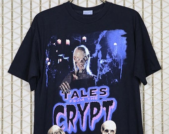 Unique tales from the crypt related items | Etsy