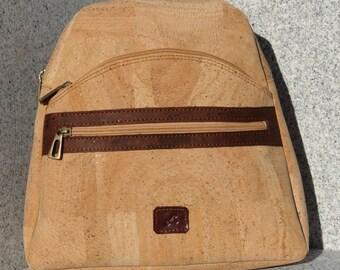 All Cork Backpack/Handbag/Shoulder bag/Purse