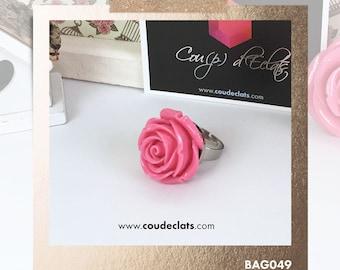Bague Rose - Rose