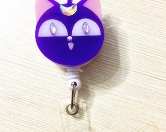 Luna P badge reel