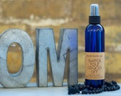 yoga mat spray - all natural organic cleaner  - gym bag refresher, room spray, linen spray  {sweat your asana off}