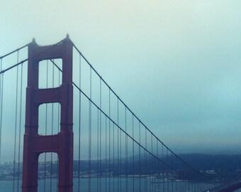 Golden Gate Bridge Instant Digital Print