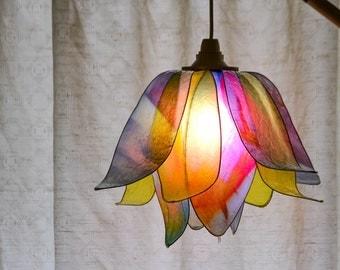 """Lamp """"Flower Bud Light"""""""