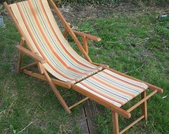 Beach Chair, folding 50 years