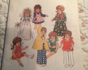 Vintage Style Sewing Pattern 4393
