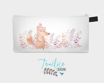 Chest pencil - makeup pouch