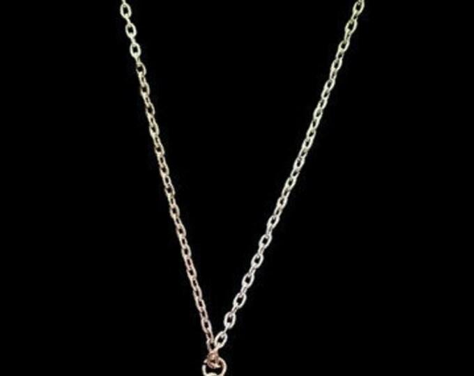 Triple Clear Raw Quartz Crystal Healing Chakra Necklace, Raw Crystal Necklace, Clear Quartz Jewelry, Healing Crystal Necklace