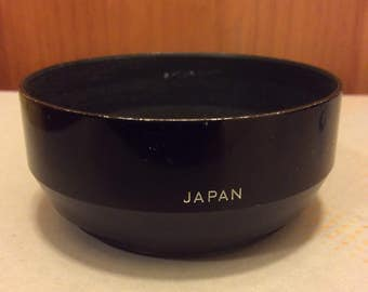 Vintage - Nikon HS-9 - LENS HOOD - Snap-on Type - 52mm - Japan