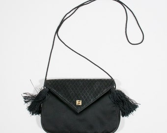 FENDI - Fabric shoulder bag