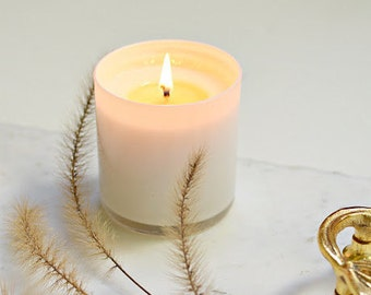 Tobacco & Tonka Soy Candle
