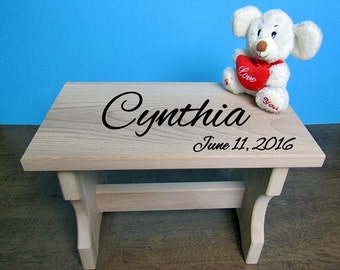 Step Stool, Gift for Children,Gift for Parents, Gift for Children,Valentine's Day,Birthday,Father's Day,Step Stool,Mother's Day
