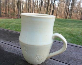 Blue Haze Large Handmade Ceramic Mug - Bmix