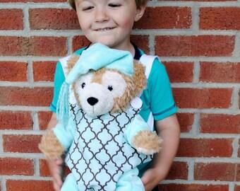 Custom Carrier - Doll Carrier - Doll Holder - Baby Doll Carrier - Stuffed Animal Carrier - Teddy Bear Carrier - Custom Doll Accessories