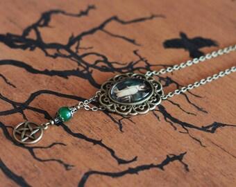 Necklace bronze Lady Deer
