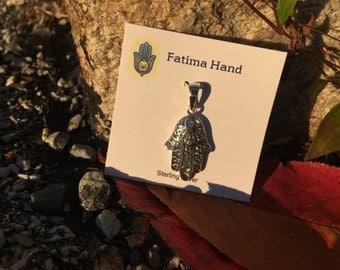 Fatima Hand pendant