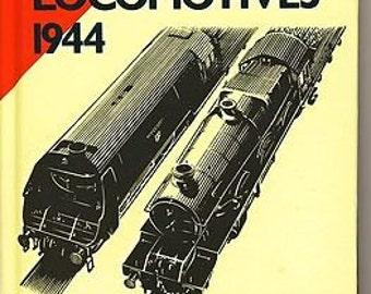 Abc British Locomotives - 1944 - Excellent hardback book - Ian Allen