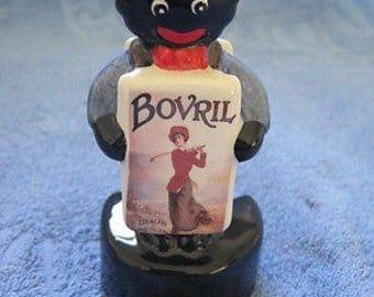 Vintage Carlton Ware Golly Figurine Advertising Bovril