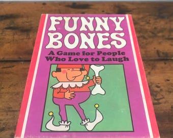 Vintage Funny Bones Game