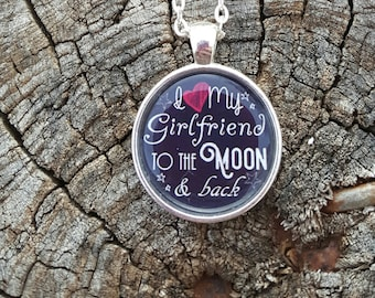 To the moon and back girlfriend