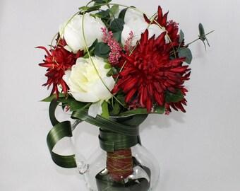 """Foyer Bouquet 13""""w by 15""""h"""