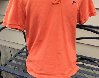 AEROPOSTAL Polo - orange- small