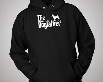 Basenji DogFather Hoodie